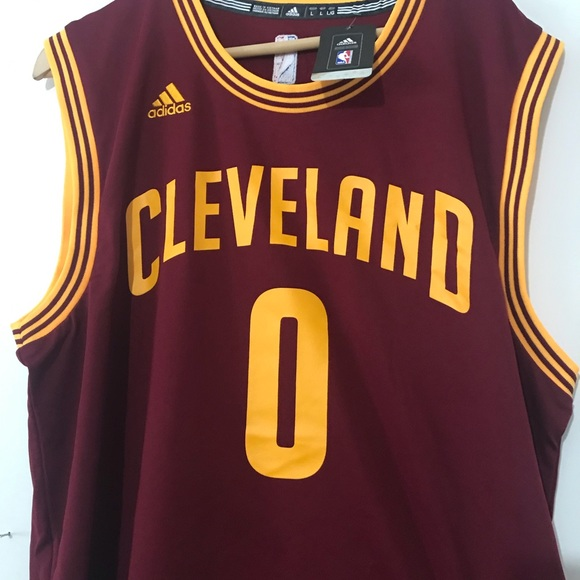 official photos 03829 e8612 Kevin Love Cleveland Cavaliers Jersey Size Large